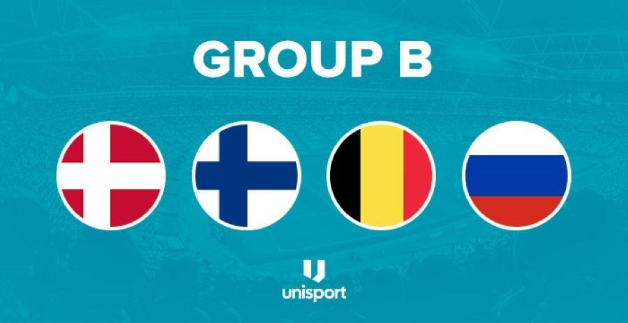 Euro 2020: Τα ρόστερ του 2ου ομίλου