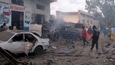 Σομαλία: Σε 25 ανήλθε ο αριθμός των νεκρών από την επίθεση Ισλαμιστών σε ξενοδοχείο - Σκοτώθηκαν δύο από τους δράστες