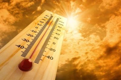 Έρχεται «καυτό» 10ήμερο με υψηλές θερμοκρασίες, ακόμη και 45 βαθμών Κελσίου!