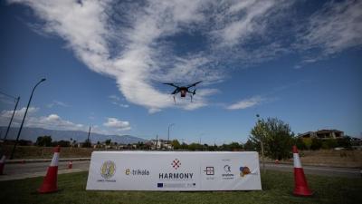 Ασφάλιση του πρώτου drone διανομής φαρμάκων από την Anytime της INTERAMERICAN