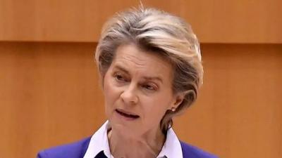 Συμφωνία ΕΕ με AstraZeneca για επιπλέον δόσεις - Τι συζήτησε η Von der Leyen με τις φαρμακευτικές εταιρείες