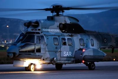 Αγωνιώδης επιχείρηση διάσωσης 35χρονης ορειβάτισσας στον Όλυμπο