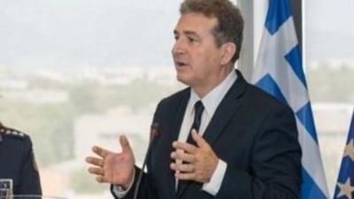 Χρυσοχοϊδης: Τα σύνορα μας είναι ασφαλή και η χώρα οργανώνεται ώστε να αντιμετωπίσει το οργανωμένο έγκλημα