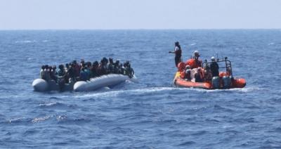 Περισσότεροι από 2.000 μετανάστες χάθηκαν στη Μεσόγειο εν καιρώ του κορωνοϊου