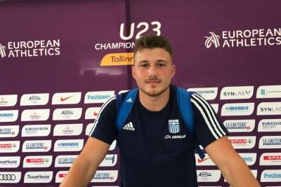 Ο Χρήστος Φραντζεσκάκης στο BN Sports: «Ευγνώμων για το επίπεδο που βρίσκομαι – Στόχος να απολαύσω τους Ολυμπιακούς Αγώνες»