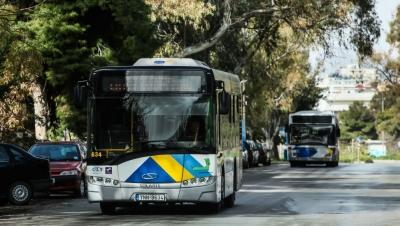 24ωρη απεργία ΓΣΕΕ – ΑΔΕΔΥ: Μόνο λεωφορεία από τις 09:00 έως τις 21:00