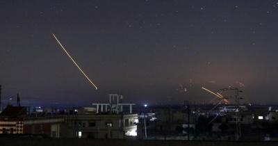 Το Ισραήλ επιτέθηκε με πυραύλους στη Συρία - Πολλοί αναχαιτίστηκαν