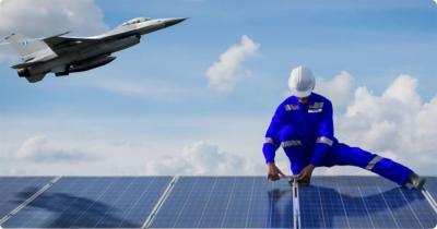 Εγκρίθηκε η δωρεά της ΤΕΡΝΑ Ενεργειακή προς την Πολεμική Αεροπορία