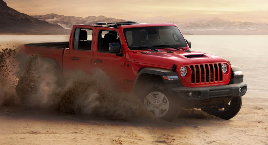 Το Jeep Gladiator ειναι πλέον διαθέσιμο και στην Ευρώπη
