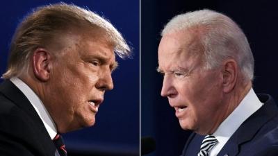 ΗΠΑ: Δημοσκοπικό προβάδισμα του Donald Trump - Προηγείται με 47% έναντι 46% του Joe Biden