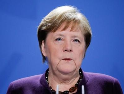Merkel: Απαιτητικός ο χειμώνας - Ο κορωνοϊός θα κυριαρχεί στη ζωή μας για πολύ ακόμη