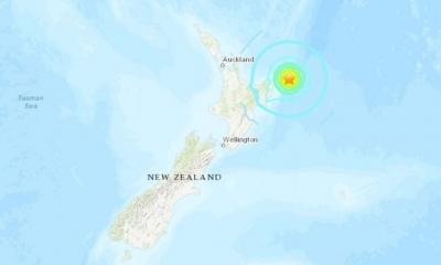 Νέα Ζηλανδία: Έληξε ο συναγερμός για τσουνάμι ύστερα το σεισμό των 8,1 Ρίχτερ