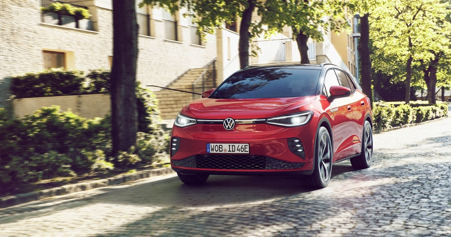To VW ID.4 GTX… είναι ένα ηλεκτρικό GTI