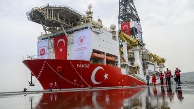 Η Τουρκία κλέβει έτοιμο κοίτασμα - Εκμεταλλεύθηκε τα στοιχεία της ιταλικής ΕΝΙ και άρχισε τη γεώτρηση