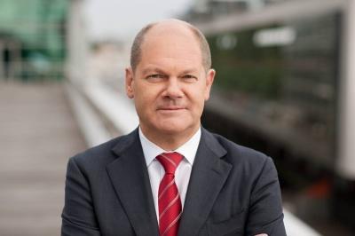Scholz (Γερμανός ΥΠΟΙΚ): Είμαστε κοντά σε συμφωνία με τη Γαλλία για τον προϋπολογισμό της ευρωζώνης