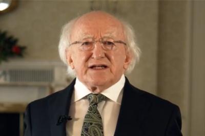Higgins (πρ. Ιρλανδίας): Δεν είναι ακόμα ξεκάθαρη η σχέση Βρετανίας - ΕΕ μετά το Brexit