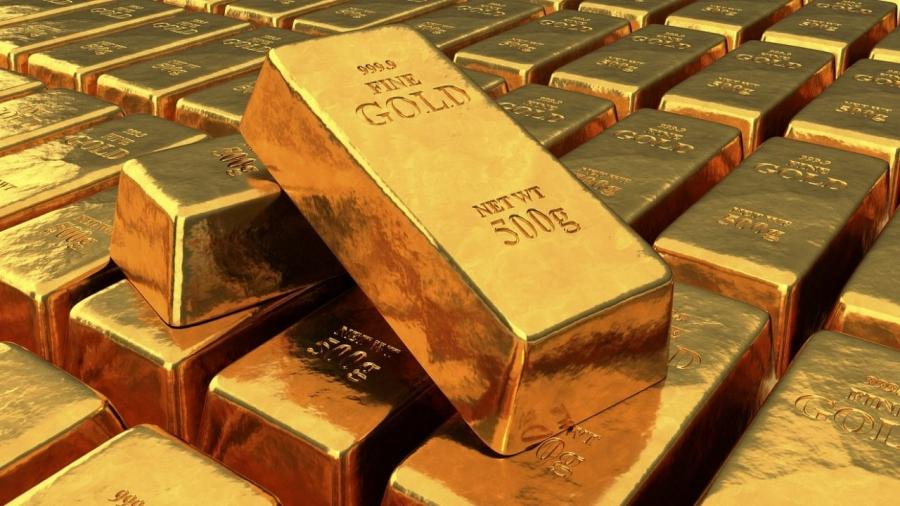 Σε χαμηλό έξι εβδομάδων ο χρυσός - Υποχώρησε στα 1.751,2 δολ/ουγγιά