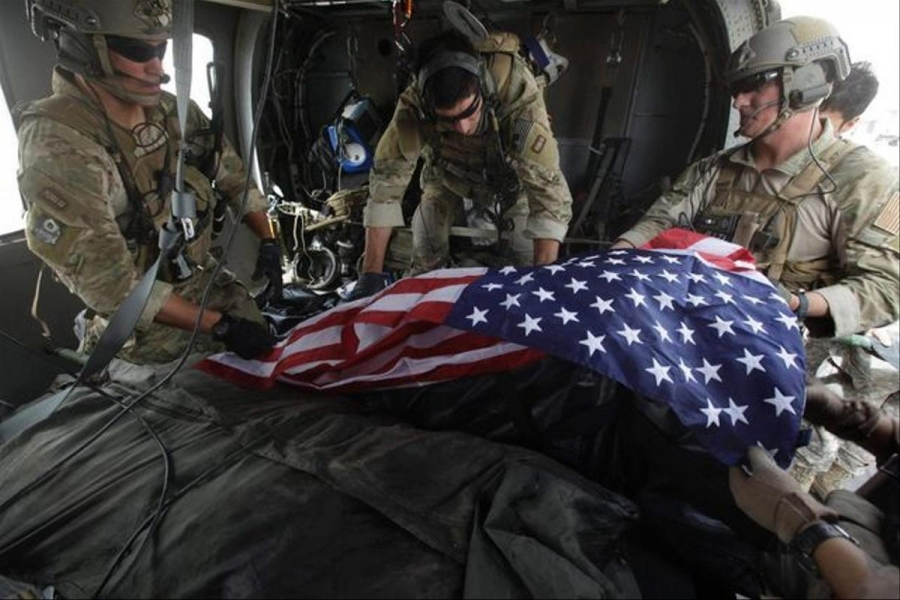 ΗΠΑ: Απόσυρση στρατευμάτων από το  Αφγανιστάν με ορόσημο την 11η Σεπτεμβρίου 2021
