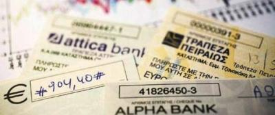 Ακάλυπτες επιταγές: Σκάνε και εξαπλώνονται με ρυθμούς παράλλαξης Delta - Αύξηση 300% και έπεται συνέχεια