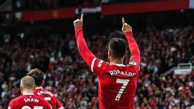 PREMIER LEAGUE: Σκόραρε δύο φορές στο νέο του ντεμπούτο ο Ρονάλντο – κέρδισε δύσκολα την Λέστερ η Μάντσεστερ Σίτι -  γκολ και νίκη επιτέλους για την Άρσεναλ! (video)
