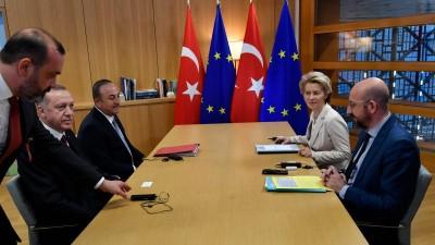 Τουρκία – ΕΕ: Τηλεδιάσκεψη Erdogan - Von der Leyen το Σάββατο 9 Ιανουαρίου 2020