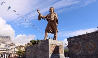 Σαν σήμερα, στις 17 Μαρτίου 1821, η Μάνη κήρυξε την επανάσταση - Στην Αρεόπολη η Σακελλαροπούλου