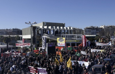 Θεσσαλονίκη - 28η Agrotica: Αποκλεισμός της Εγνατίας και πορεία από αγρότες και κτηνοτρόφους