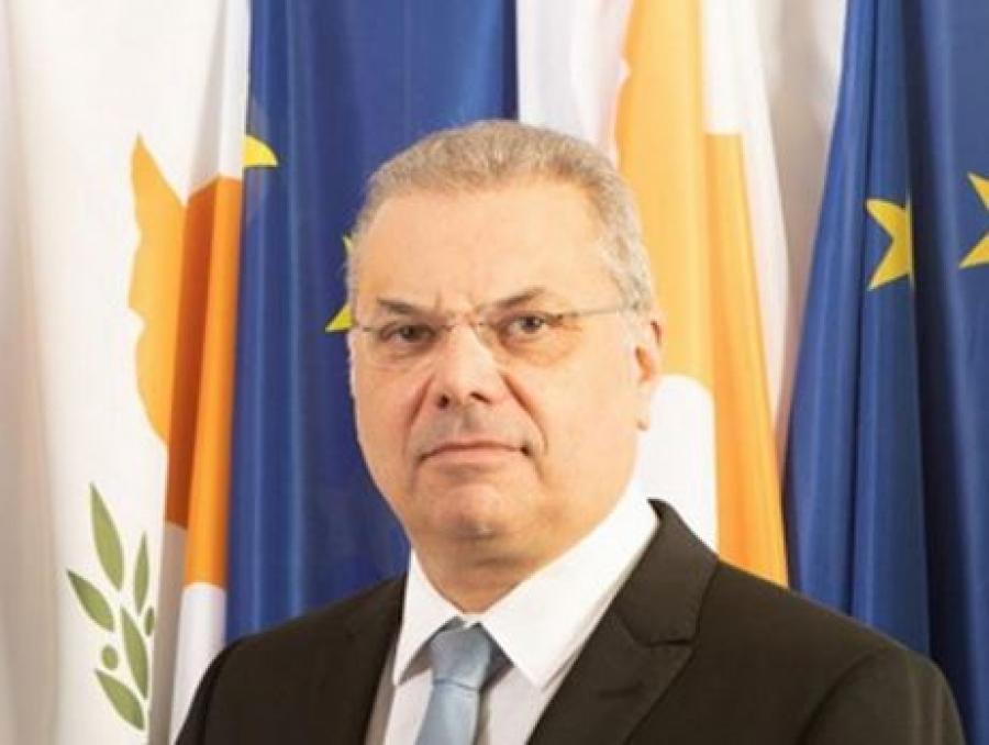 Διήμερη επίσκεψη του υπουργού Εσωτερικών της Κύπρου στην Ελλάδα - Τη Δευτέρα 8/3 συνάντηση με Μηταράκη