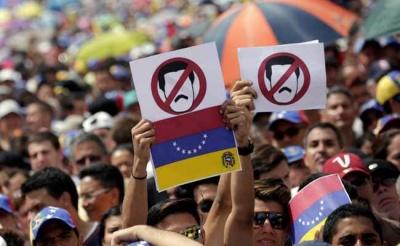 Βενεζουέλα: Καταφύγιο σε ξένες πρεσβείες για βουλευτές της αντιπολίτευσης
