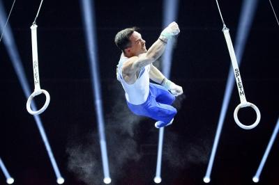 Η «μάχη» του Λευτέρη Πετρούνια για πρόκριση στους Ολυμπιακούς Αγώνες του Τόκιο αποκλειστικά στην COSMOTE TV
