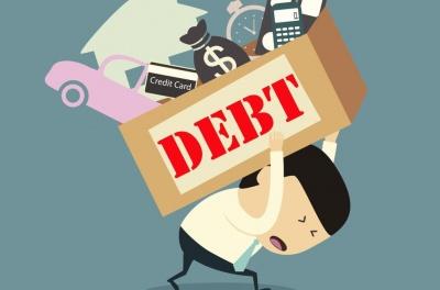 Σε επίπεδο - ρεκόρ το χρέος των αμερικανικών νοικοκυριών, στα 13,5 τρισ. το δ' τρίμηνο 2018