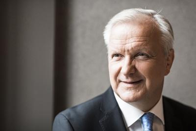 Rehn (EKT): Ύψιστης σημασίας μεταρρύθμιση η ολοκλήρωση της Τραπεζικής Ένωσης – Εξασθενημένη η οικονομία της Ευρωζώνης