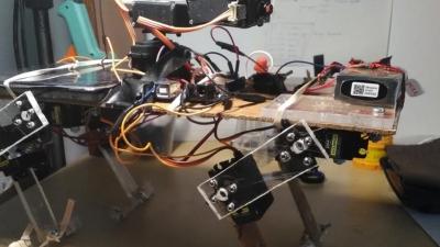Μαθητής από τη Θεσσαλονίκη έφτιαξε ρομπότ που ανιχνεύει πυρκαγιές στα δάση