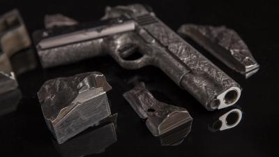Cabot Guns BIG BANG Set - Ποιό είναι το ακριβότερο όπλο στον κόσμο, αξίας 4,5 εκατ δολ.