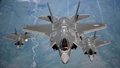 Τουρκία: Προσέλαβε ομάδα lobby στις ΗΠΑ για την επανένταξή της στο πρόγραμμα των μαχητικών F-35
