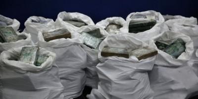 «Λαβράκι» των Αρχών της Ιταλίας: Κατασχέθηκε σχεδόν ένας τόνος καθαρής κοκαΐνης