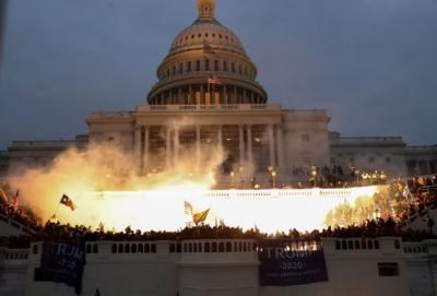 ΗΠΑ: Σε συναγερμό οι Αρχές μετά από πληροφορίες για νέα επίθεση στο Καπιτώλιο