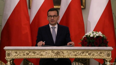 Πολωνία: Στο YΠΕΞ εκλήθη ο πρέσβης της Λευκορωσίας για το αεροσκάφος της Ryanair