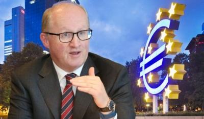 Lane (ΕΚΤ): Θα συνεχιστεί η στήριξη των ελληνικών ομολόγων έως και το τέλος του 2023