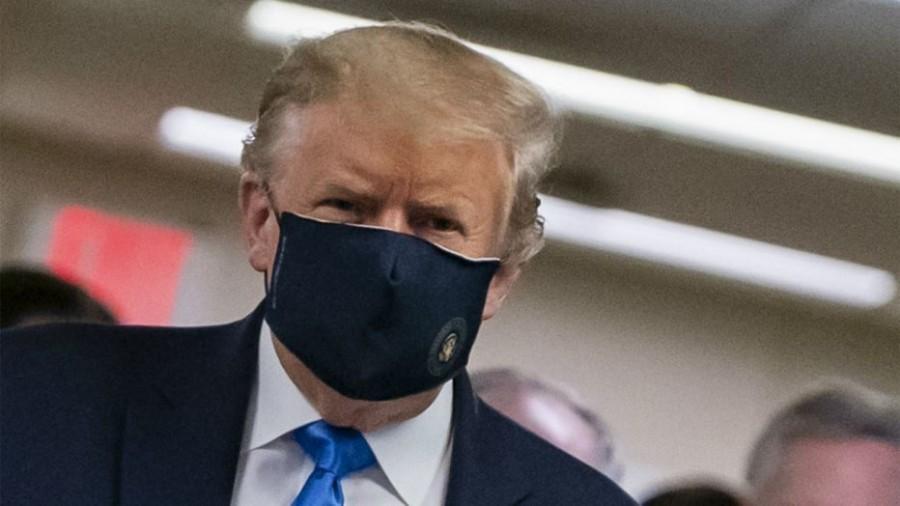 Trump: Κίνα και Παγκόσμιος Οργανισμός Υγείας ευθύνονται για τη διασπορά του κορωνοϊού