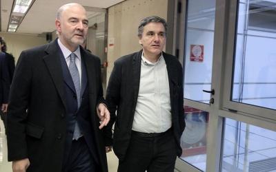 Την Τρίτη 3/7 η συνάντηση Τσακαλώτου - Moscovici στο ΥΠΟΙΚ