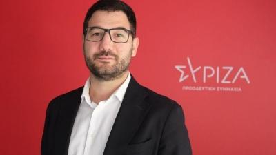 Ηλιόπουλος: Πρόταση κλειδί για την οικονομία η διαγραφή και η ρύθμιση των χρεών της πανδημίας