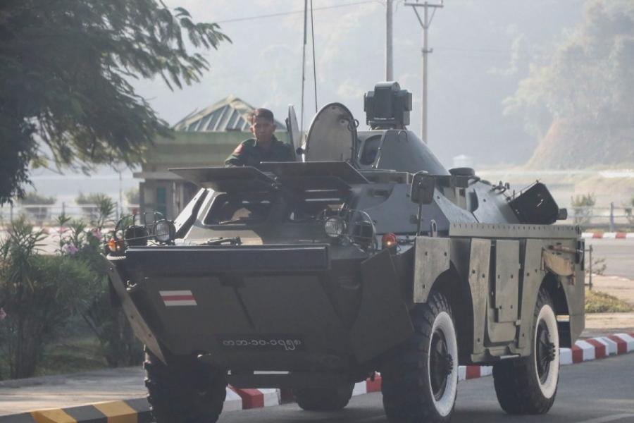 Μιανμάρ: Η Δύση καλεί τον στρατό να αποφύγει τη χρήση βίας - Προειδοποίηση από ΗΠΑ
