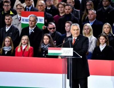 Orban εναντίον ΕΕ και ΗΠΑ: Τις κατηγορεί για ανάμειξη στις εσωτερικές υποθέσεις της Ουγγαρίας - Επίθεση και στον Soros