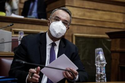 Σταϊκούρας (ΥΠΟΙΚ): Εξαιρετικά σημαντικό γεγονός για την ελληνική οικονομία η αναβάθμιση από την S&P Global Ratings