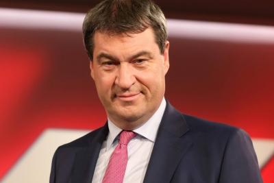 Γερμανία: Ο Markus Soeder θα διεκδικήσει επίσημα το χρίσμα του CSU για την καγκελαρία
