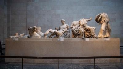 Μενδώνη: Οι Βρετανοί ξέμειναν απο επιχειρήματα για την μη επιστροφή των Γλυπτών στην Αθήνα