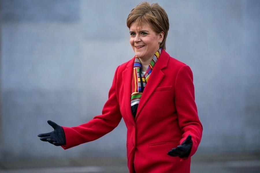 Δημοσκόπηση: Υπέρ της απόσχισης από το Ην. Βασίλειο το 49% των Σκωτσέζων