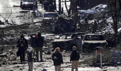 ΗΠΑ: Το FBI ερευνά ως ύποπτο για την έκρηξη στο  Nashville έναν 63χρονο κτηματομεσίτη