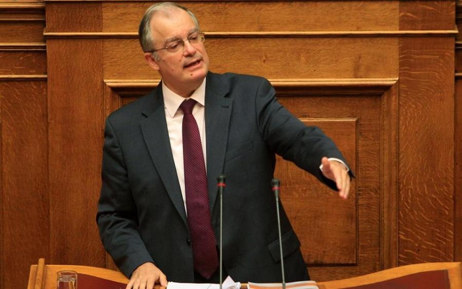 Τασούλας: Ο ΣΥΡΙΖΑ προτείνει ένα Σύνταγμα ευτυχίας